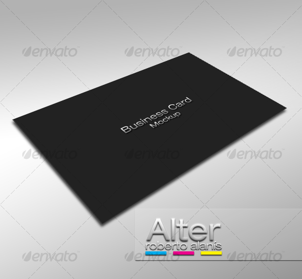 Business Card Smart Template 1 - Business Cards Print