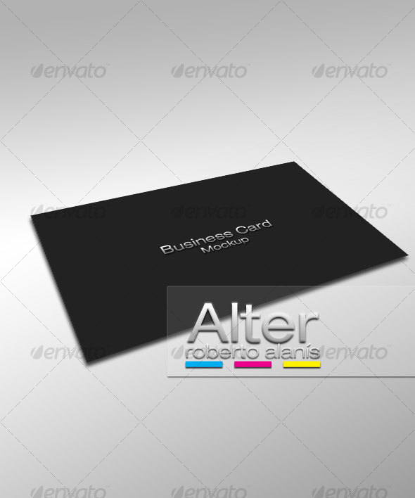 Business Card Smart Template 2 - Business Cards Print