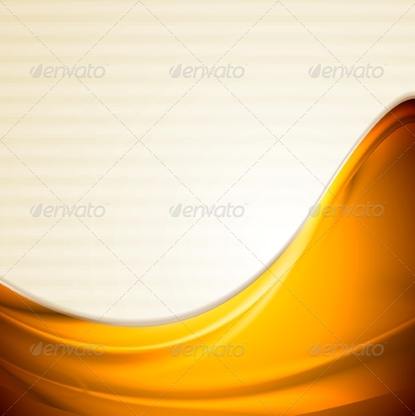 GraphicRiver Bright Smooth Iridescent Waves Design 7550299