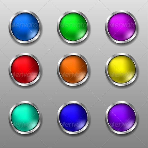 GraphicRiver Web Buttons 7550491