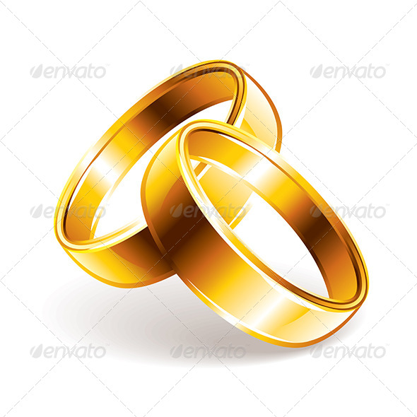 GraphicRiver Wedding Rings 7550524