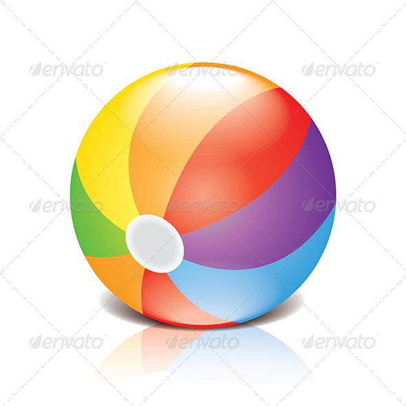 GraphicRiver Children s Ball 7550541