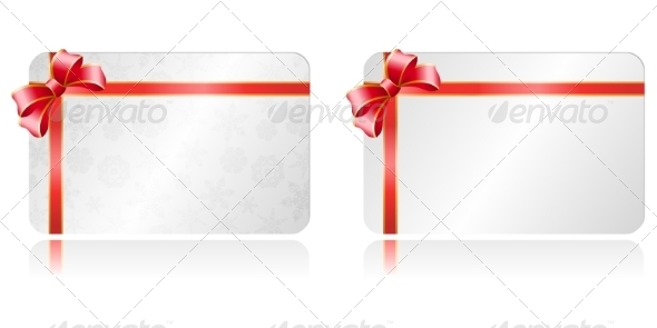GraphicRiver Christmas Gift Card 7550906