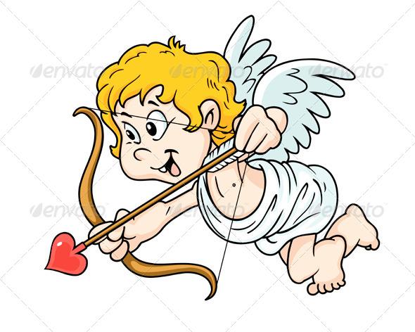 Cupid - Characters Vectors