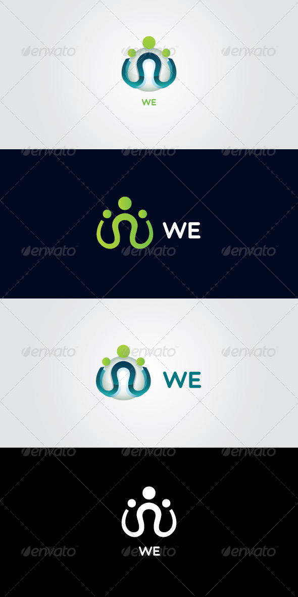 GraphicRiver We Stock Logo Template 7505108