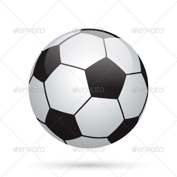 GraphicRiver Classic Soccer Ball 7551342