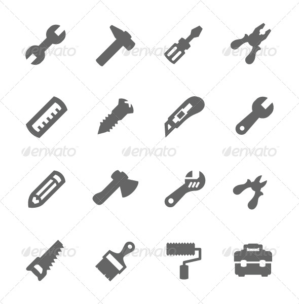 GraphicRiver Working Tools 7551969