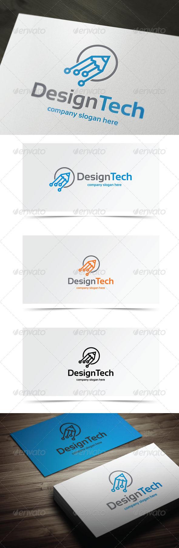 GraphicRiver Design Tech 7553953