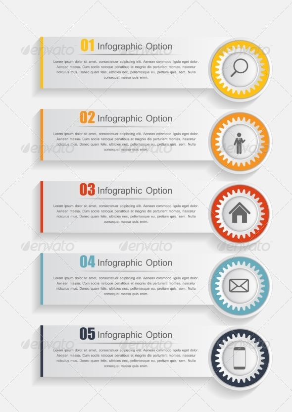 GraphicRiver Infographic Templates for Business 7553988
