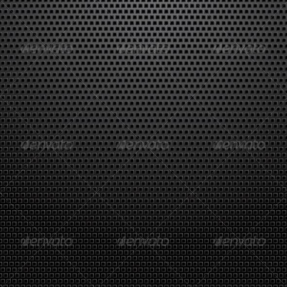 GraphicRiver Metal Dark Pattern 7554912