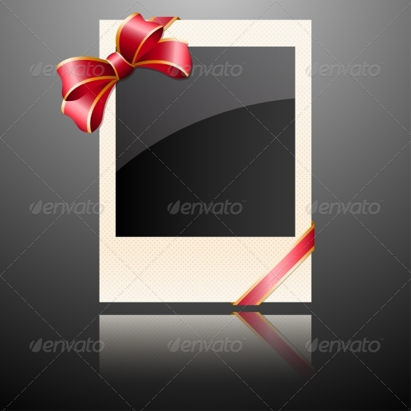 GraphicRiver Photo with a Bow 7555451