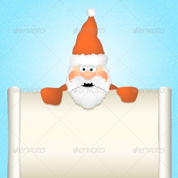 GraphicRiver Santa Claus 7555484