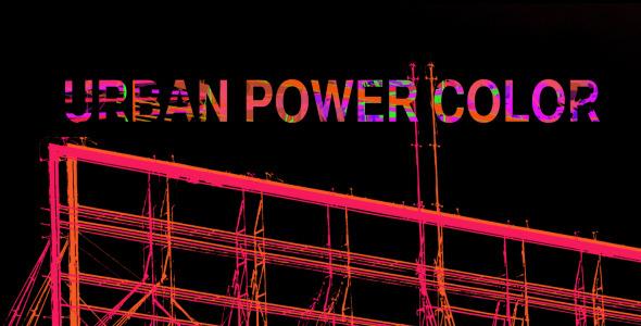 Urban Power Colors VJ Pack