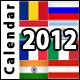 Country Calendar 2012 - GraphicRiver Item for Sale