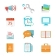 Set of Vector Icons - GraphicRiver Item for Sale