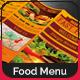 Fast Food Menu Template - GraphicRiver Item for Sale