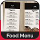 Menu Pack - Bar Cafe Restaurant  - GraphicRiver Item for Sale