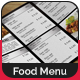 Modern Food Menu Design - GraphicRiver Item for Sale