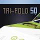 Brochure Tri-Fold Square Series 6 - GraphicRiver Item for Sale