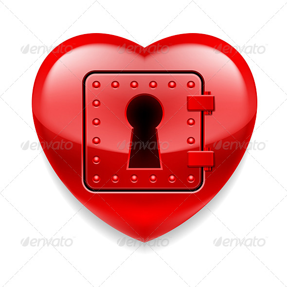 GraphicRiver Heart Safe 7561871