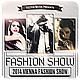 Fashion Show - Flyer [Vol.02] - GraphicRiver Item for Sale