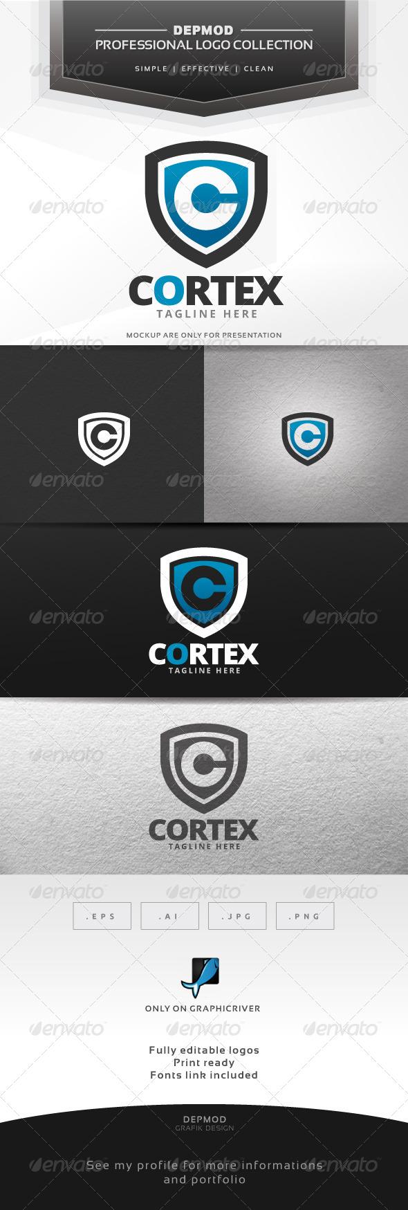 GraphicRiver Cortex Logo 7563307