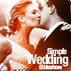 Simple Wedding Slideshow - VideoHive Item for Sale