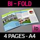 Real Estate Company Brochure Bi Fold Template Vol2 - GraphicRiver Item for Sale