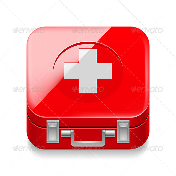 GraphicRiver First-Aid Kit 7565307