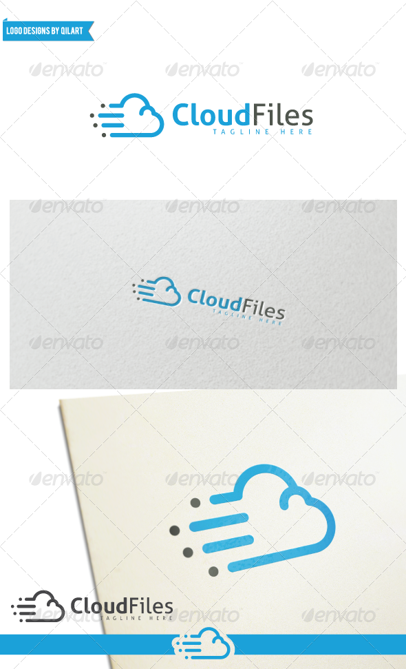GraphicRiver CloudFiles 7567573