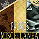 Fabric Texture Miscellanea | Bundle
