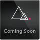 Triangles - Responsive Coming Soon Template