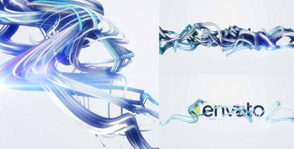 Nano Tech Logo Reveal