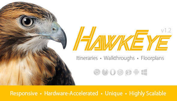 HawkEye Walkthroughs - CodeCanyon Item for Sale