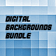 Digital Backgrounds Bundle - GraphicRiver Item for Sale