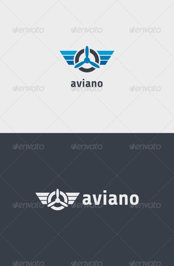 GraphicRiver Aviano Logo 7569345