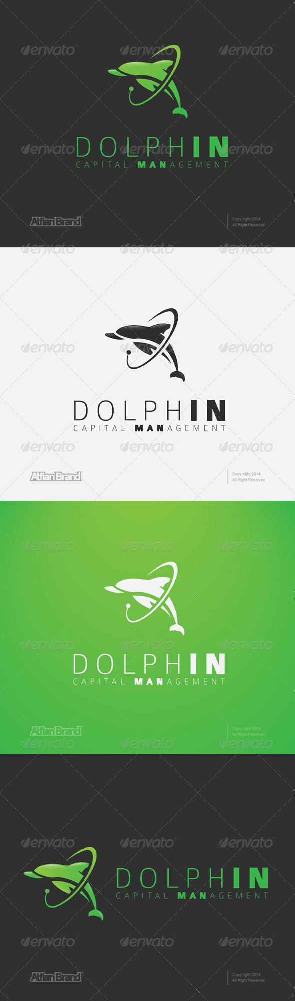 GraphicRiver Dolphin Logo 7569823