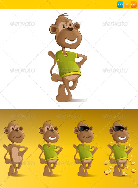 GraphicRiver Monkey 7570361
