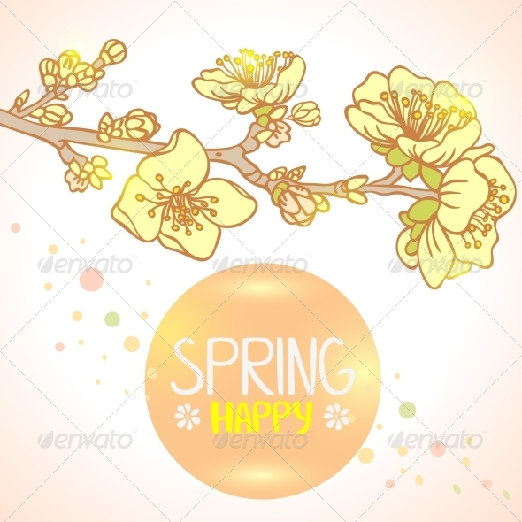GraphicRiver Spring Bloom 7571111