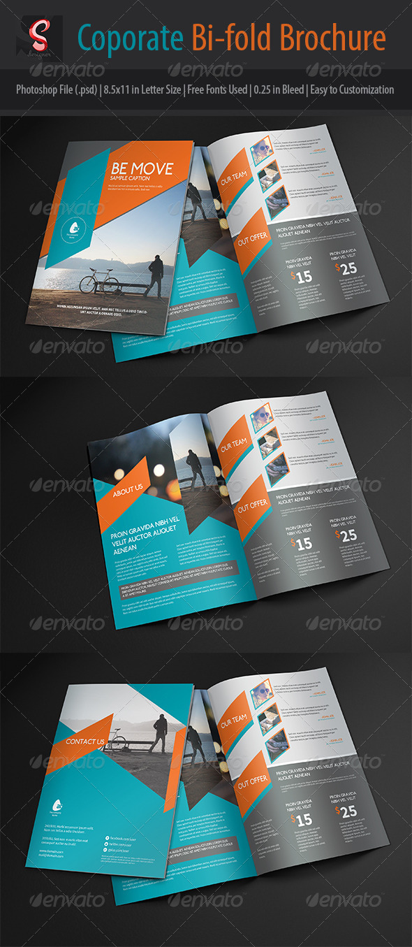 GraphicRiver Corporate Brochure V1 7572062