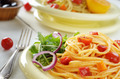 Spaghetti marinara pasta salad - PhotoDune Item for Sale