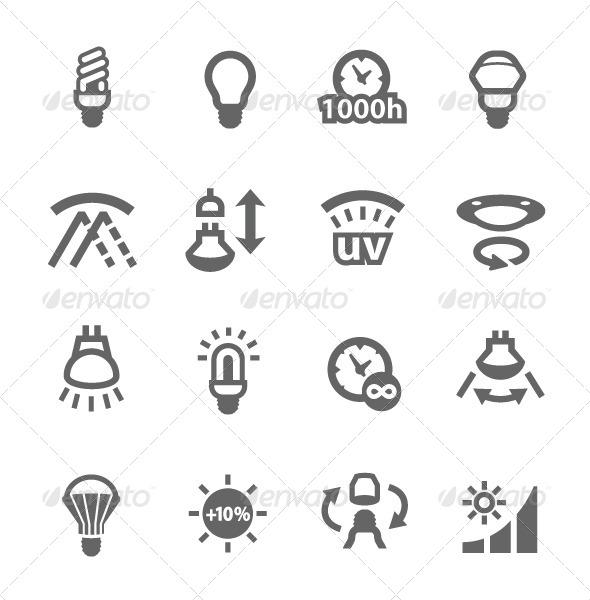 GraphicRiver Lamp Indicators 7573624