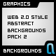 Abstract Backgrounds Pack 2 - GraphicRiver Item for Sale