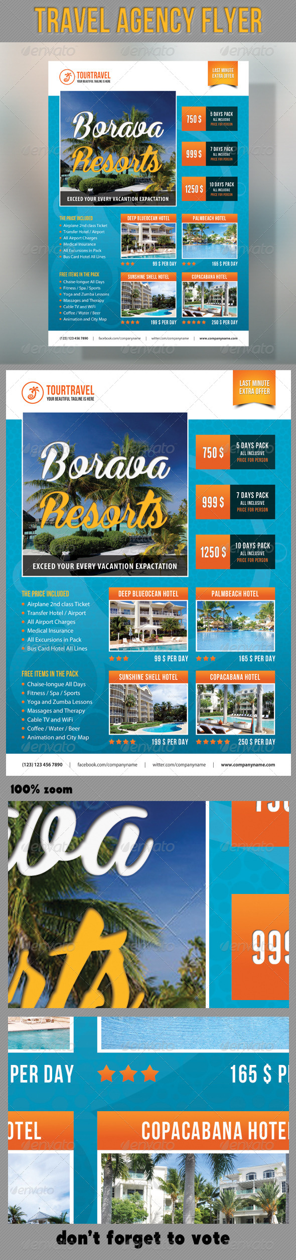 GraphicRiver Travel Agency Corporate Flyer 12 7573770
