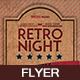 Retro Night V21 - GraphicRiver Item for Sale