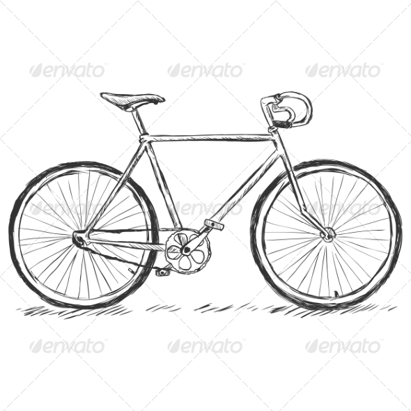 GraphicRiver Bicycle 7573892