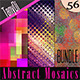 Abstract Mosaic Backgrounds | Bundle - GraphicRiver Item for Sale