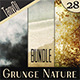 Grunge Nature | Bundle - GraphicRiver Item for Sale