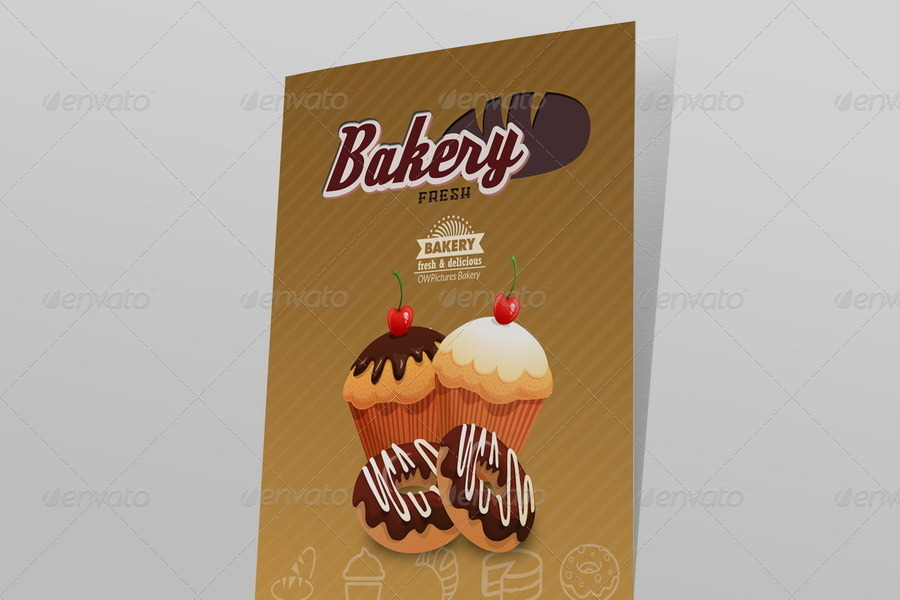 Bakery Soft Opening Invitation Card Template by OWPictures – Inauguration Invitation Card Sample