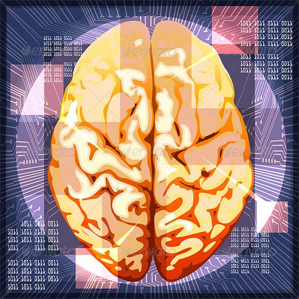 GraphicRiver Brain Work 7574607